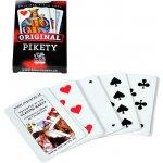 Hrací karty Pikety