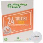 Replay Golf Titleist Mix Recycled Golf Balls
