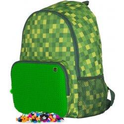 Pixie Crew Minecraft batoh Zelený školní batoh - Nejlepší Ceny.cz 454a16d62b