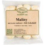 Diana Maliny mrazem sušené v bílé čokoládě 100 g