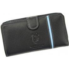 Harvey Miller Polo Club 5313 G16 černá dámská kožená peněženka