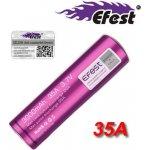 Efest baterie typ 18650 3000mAh 35A! V1 IMR