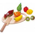 Teddies potraviny krájecí s prkénkem Ovoce