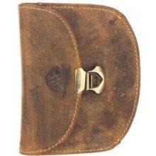 Greenburry Kožená peněženka 1752 25 hnědá