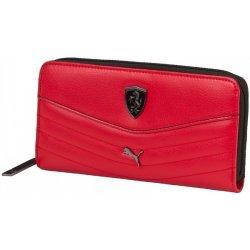 4caab249fc893 Peněženka Puma Ferrari LS Wallet F Rosso Corsa