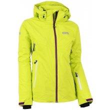 Nordblanc dámská lyžařská bunda ESSENCE zelená