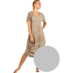 a390655b5a18 TopMode dámské letní plážové šaty šedá od 569 Kč - Heureka.cz