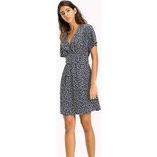 Tommy Hilfiger dámské šaty Print tmavě modrá c5961fa875c