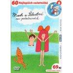 Mach a Šebestová na prázdninách papírový obal DVD
