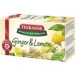 Teekanne WOF Ginger + Lemon 20 x 1,75 g