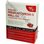 Nutristar Antarctic Premium Omega 3 Krill oil 60 kapslí