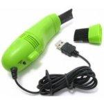 USB vysavač Zelená