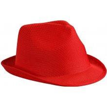 Myrtle Beach Klobouk Promotion Hat Červená