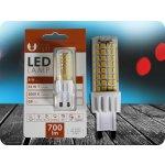 Forever Light G9 LED žárovka 8W 700lm Teplá bílá