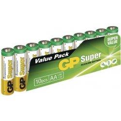 Baterie GP Super Alkaline AA 10ks