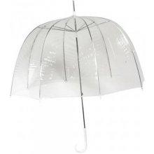 Průhledný deštník Queen