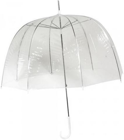 635787e59a0 Průhledný deštník Queen