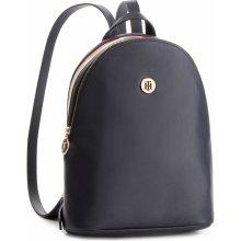 d16f70ac88 Tommy Hilfiger effortless saffiano backpack AW0AW06129 tmavomodrá
