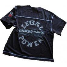 2190-865 Triko Legal Power-černé