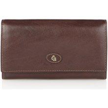 Castelijn & Beerens Dámská kožená peněženka 422402 hnědá