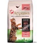 Applaws kočky Adult kuře a losos 7,5 kg