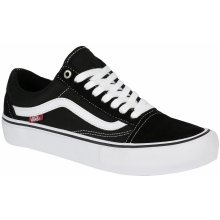 51a6eb1f742 Vans Old Skool Pro black white