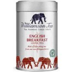 WILLIAMSON TEA čaj english breakfast sypaný plechovka 100 g