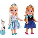 Jakks Pacific Disney Ledové království Anna a Elsa + OLAF 36+30 cm