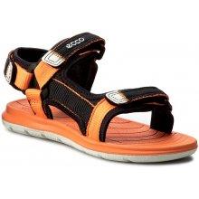 Ecco Intrinsic Lite 70113250567 Black/Orange Neon