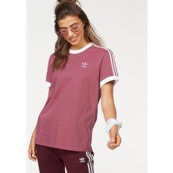 adidas Originals Tričko 3 STRIPES TEE, matná růžová