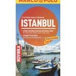 Istanbul Průvodce se skládací mapou
