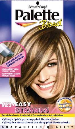 Palette Blond Jednoduchý melír ME3+ 40 ml