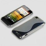 Pouzdro BACK S-line Nokia Lumia 520 čiré