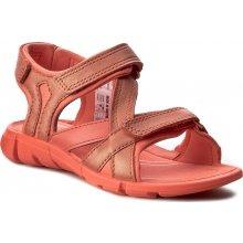 Ecco Intrinsic Sandal 70554250232 Coral Bush