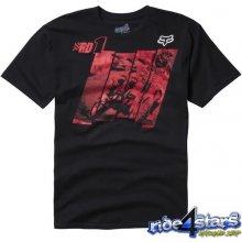 Fox Racing Dungey Ride T shirt Mens Black