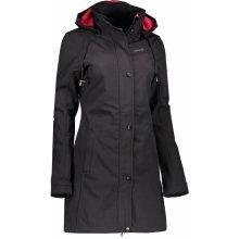Kixmi Diora AALCW17704 dámský softshellový kabát černá