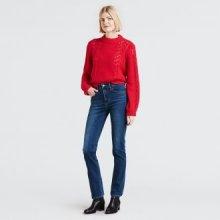 7193f80c980 Levi´s dámské jeans 724 HIGH RISE STRAIGHT 18883-0023 Decoy