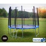 GoodJump 4UPE 305 cm + ochranná síť + žebřík + krycí plachta