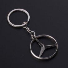 Přívěsek na klíče Mercedes Benz 3D