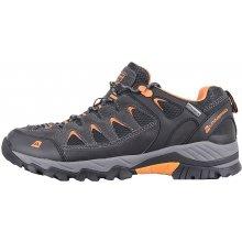Unisex outdoor obuv Alpine Pro CAPERTEE TMAVĚ ŠEDÁ