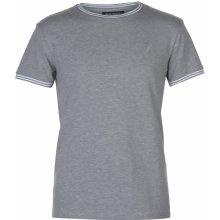 Dead Legacy Ringer T Shirt GREY