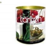 Tarlton Cherry zelený čaj papír. dóza 100 g
