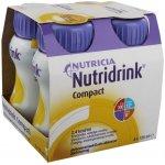 Nutridrink Compact s příchutí meruňkovou por.sol.4x125ml