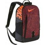 Nike batoh YA ALPH ADPT RSE PRINT černý/červený
