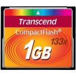Transcend CompactFlash 1GB TS1GCF133