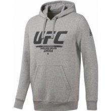 8e4b01ba0a Reebok Pánská mikina UFC FG PULLOVER HOODIE DU4577