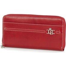 Castelijn & Beerens dámská kožená peněženka 395506 červená