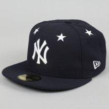 14d47e9b472 New Era 5950 Star Crown MLB NY