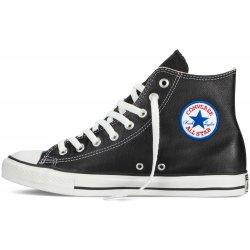 Converse kožené pánské tenisky Chuck Taylor All Star Hi Black černé ... f160a01d2e