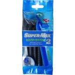 Super-Max Long Handle 2břitý 5 ks